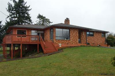Salem Single Family Home For Sale: 12020 Waldo Hills