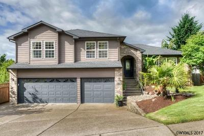 Salem Single Family Home For Sale: 2865 Grayhawk Ct