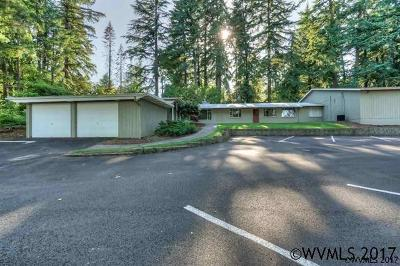 Salem Commercial Active Under Contract: 725 Winding Wy