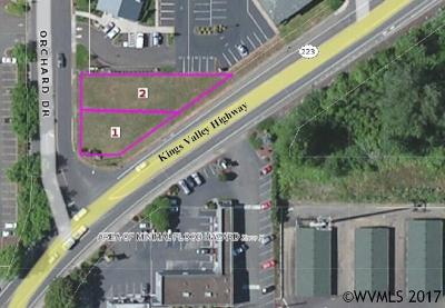 Dallas Residential Lots & Land For Sale: Kings Valley Highway