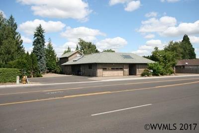 Keizer Commercial For Sale: 2045 Chemawa