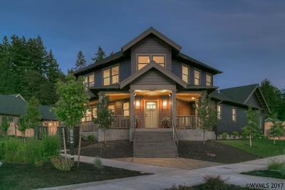 Salem Single Family Home For Sale: 4104 Braden Ln