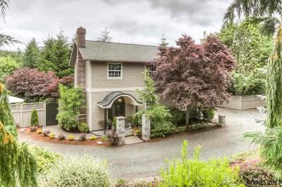 Monmouth Single Family Home For Sale: 6160 Treehouse