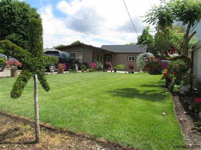 Keizer Single Family Home Active Under Contract: 4970 Crater