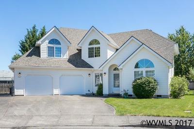 Monmouth Single Family Home For Sale: 347 Glen Oak