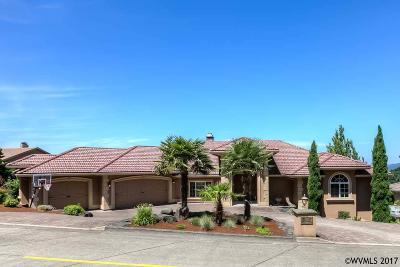Salem Single Family Home Active Under Contract: 2463 Crestmont Cl
