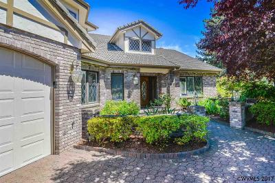 Keizer Single Family Home Active Right Of Refusal: 320 Snead