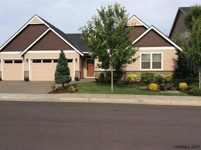 Keizer Single Family Home For Sale: 4779 Tate