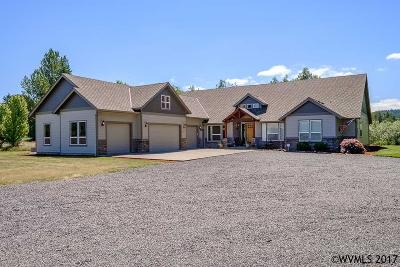Stayton Single Family Home Active Under Contract: 18076 North Santiam Hwy
