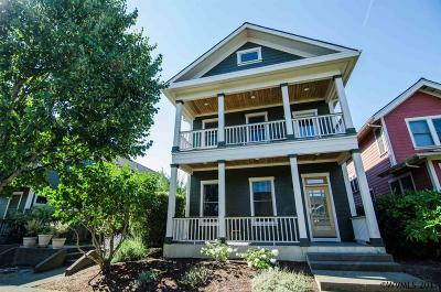 Monmouth Single Family Home Active Under Contract: 1477 Emerson