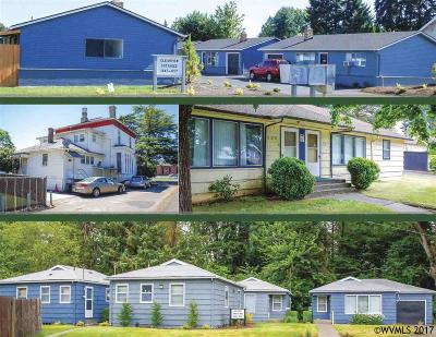 Keizer Multi Family Home Active Under Contract: 1247 Clearview (- 1277) Av
