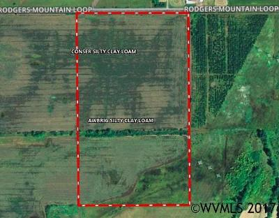 Scio Residential Lots & Land For Sale: Rodgers Mountain Lp