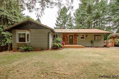 Turner Single Family Home Active Under Contract: 5500 Val View
