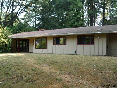Salem OR Single Family Home Active Under Contract: $277,500