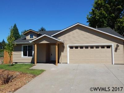 Keizer Single Family Home For Sale: 885 Raspberry