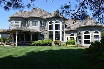 Keizer Single Family Home For Sale: 574 Castle Glen Ln N