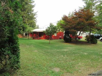 Gates Single Family Home Active Under Contract: 132 Santiam St
