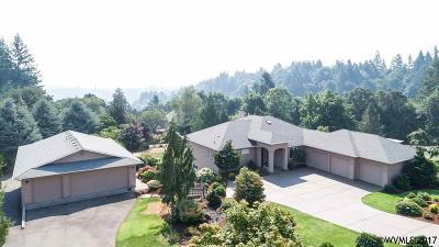 Salem Single Family Home For Sale: 5222 Cobb Ln
