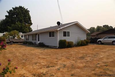 Turner Single Family Home For Sale: 5050 Cedar