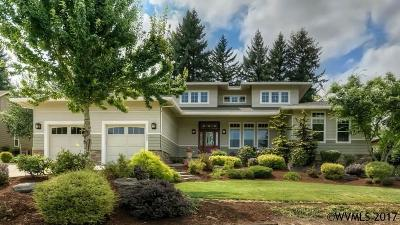 Salem Single Family Home Active Under Contract: 1985 Landaggard