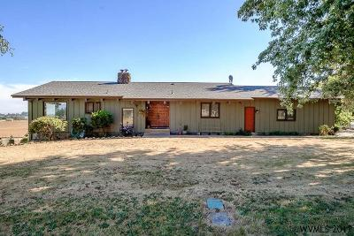 Monmouth Single Family Home Active Under Contract: 9000 Helmick