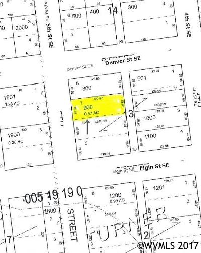 Turner Residential Lots & Land For Sale: 5th (Lot #7) St