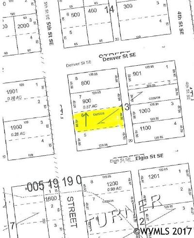 Turner Residential Lots & Land For Sale: 5th (Lot #6) St