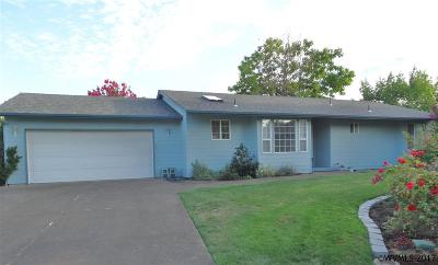 Monmouth Single Family Home Active Under Contract: 372 Jacobson