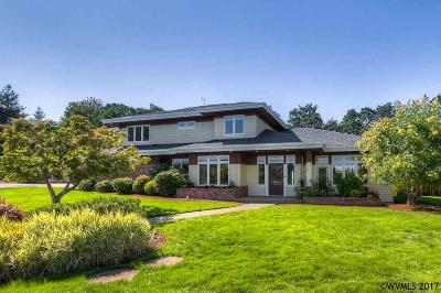Salem Single Family Home For Sale: 4199 Illahe Hill Rd