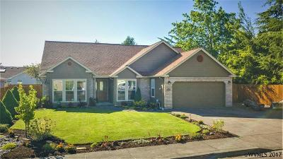 Monmouth Single Family Home For Sale: 344 Jacobson