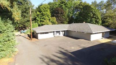 Scio Single Family Home For Sale: 39048 NW 1st St