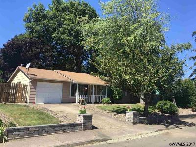 Monmouth Single Family Home For Sale: 454 Atwater