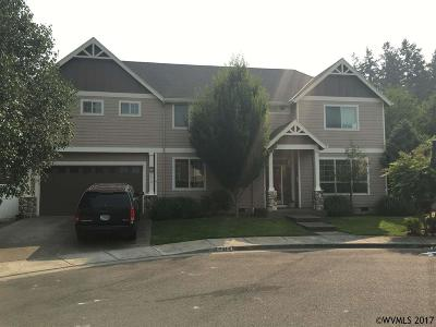 Keizer Single Family Home For Sale: 7418 Everwood