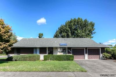 Keizer Single Family Home Active Under Contract: 1483 Rafael