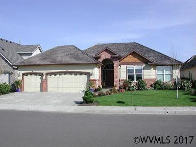 Keizer Single Family Home For Sale: 6196 Nicklaus
