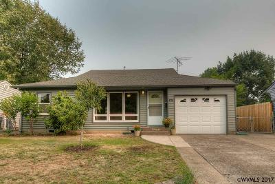 Keizer Single Family Home Active Under Contract: 575 Marino