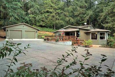 Salem Single Family Home For Sale: 3357 Battle Creek Heights