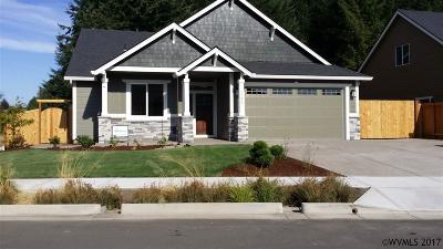 Keizer Single Family Home For Sale: 5198 Lacey