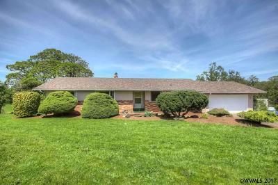 Salem Single Family Home Active Under Contract: 4558 Medina