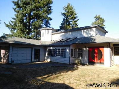 Salem Single Family Home For Sale: 1480 Pacwood