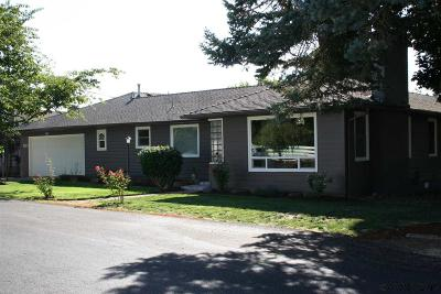 Salem Single Family Home Active Under Contract: 3351 Bluff