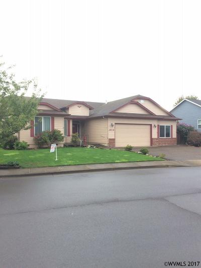 Monmouth Single Family Home For Sale: 813 Knox