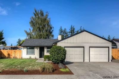 Keizer Single Family Home For Sale: 6965 Pierce