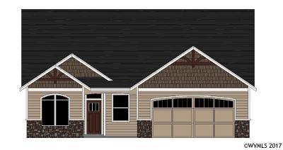 Salem Single Family Home Active Under Contract: 1642 Juniper Butte