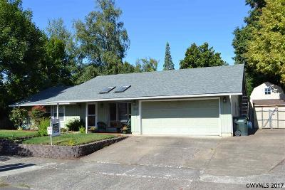 Keizer Single Family Home For Sale: 595 Hornet