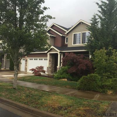Salem Single Family Home For Sale: 3174 Elliot