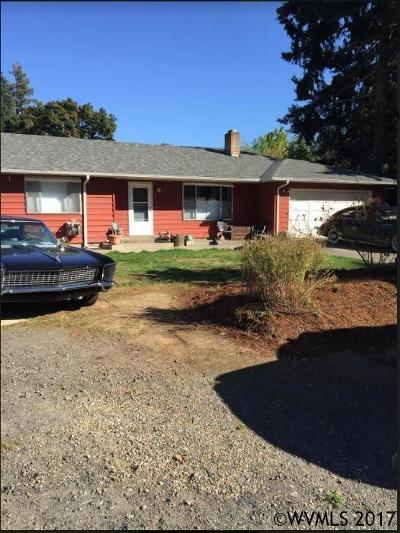 Keizer Single Family Home For Sale: 4040 Filbert