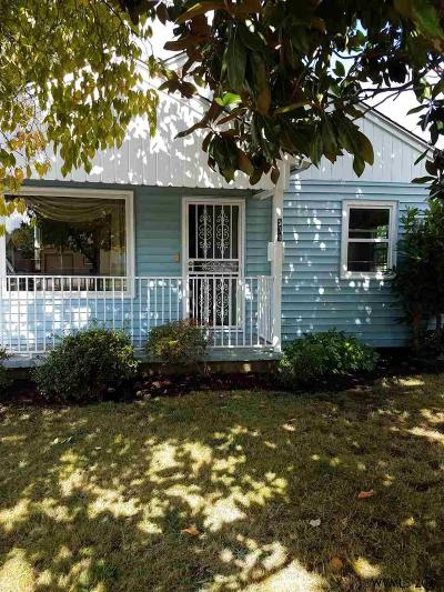 Salem Single Family Home For Sale: 579 Tryon