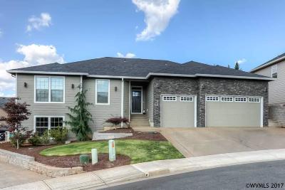 Salem Single Family Home For Sale: 121 Mountain Vista