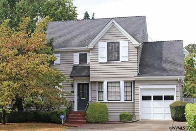 Salem Single Family Home For Sale: 725 High